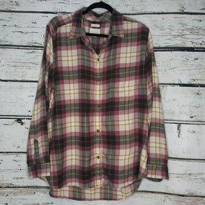 American Eagle/ Ahhh-amazingly Soft Flannel/ XL